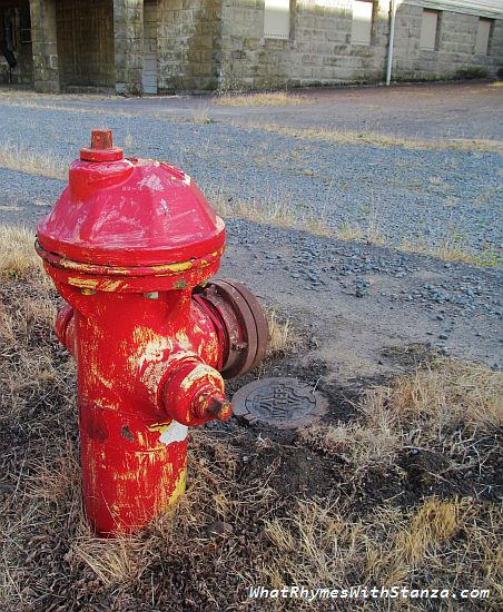 8 fire hydrant