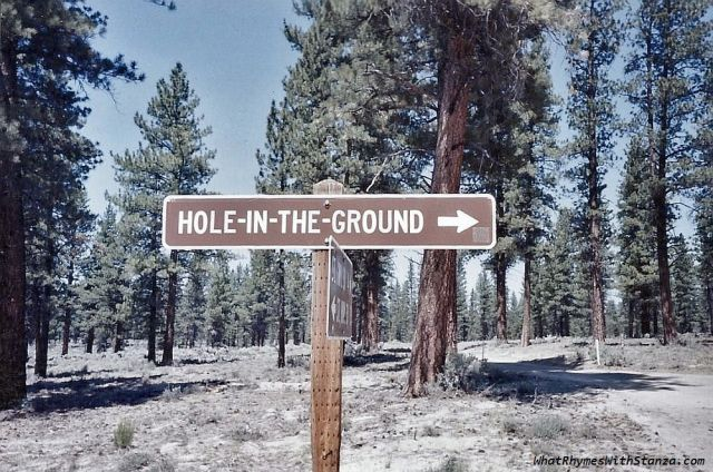 hole-in-the-ground